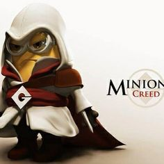 assassins creed with minions