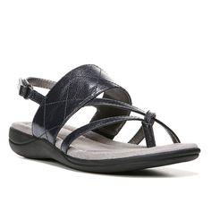 LifeStride Eclipse Women's Sandals, Size: 5.5 Med, Dark Blue