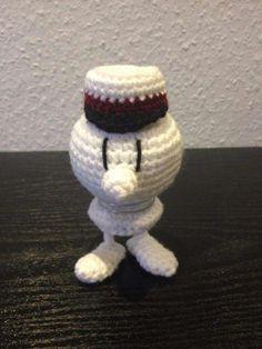 Hæklet studenter hoptimist Crotchet Animals, Danish Design, Babyshower, Maya, Diy And Crafts, Knit Crochet, Dolls, Knitting, Creative