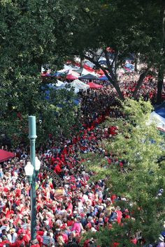 Hotty Toddy! gosh almighty i miss this place