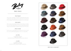 Top it off with a Bailey. A Man   His Hat 37ea39a283c4
