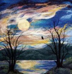 A wonderful Felt artist with so many beautiful pieces