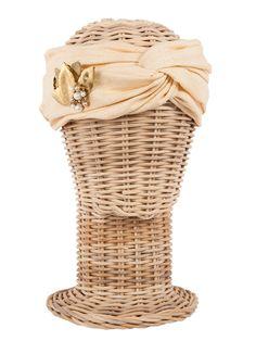 Turbante JAVA / Hippie, boho-chic, ethnic style. Fashion, Wedding Style. Rosebell turban -