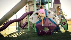 4X Pentagon Climber is a unique school playground climber.