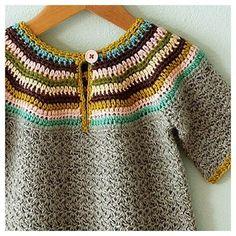 crocheted sweater #crochet #baby #handmade handmade-baby-items1