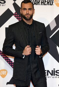 Vote for Marco Mengoni | Most Stylish Men 2016