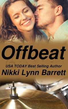 Check out the cover reveal for the contemporary romance Offbeat by Nikki Lynn Barrett                                     http://padmeslibrary.blogspot.com/2016/03/cover-reveal-offbeat-by-nikki-lynn.html