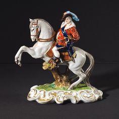 Musketier Porthos - Ländliche Einzelfiguren - Figuren