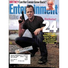 Cover Print of Entertainment Weekly, March 2 2007   $6.60