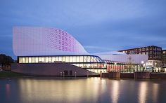 Architektur: Das Theatre de Stoep in Holland