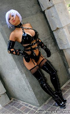 Lovely, sexy PVC....