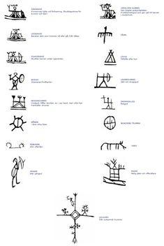 Tribal Patterns, Symbolic Tattoos, Pictogram, Pattern Drawing, Runes, Body Art Tattoos, Tattoo Inspiration, Vikings, Signs