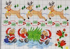 Points de croix *@* Noël - Christmas