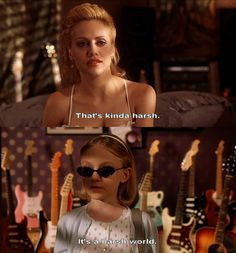 I love this damn movie. RIP Brittany Murphy