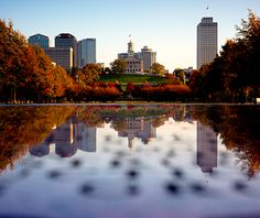 "Nashville is ranked No . 2 ""America's Best Cities for Fall Travel"" by Travel + Leisure!"