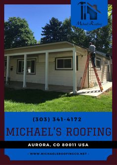 From Residential Roof Replacement and Roof Repairs, to large scale Commercial Roofs, we have the credentials and experience to deliver premium quality work. #MichaelsRoofing  #AuroraColorado  #RoofingCompany  #RoofRepairs  #ResidentialRoofing  #CommercialRoofing  #CommercialRoofs  #RoofingContractor  #MetalRoofing  #FlatRoofing  #RoofInstallation  #ResidentialRoofReplacement  #RoofRestorationService  #AffordableRoofingServices