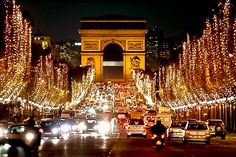 Paris Xmas / Paris Christmas / Paris Noel.