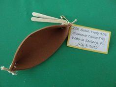 juliette gordon low pearls swaps pinterest | Canoe SWAP Kit