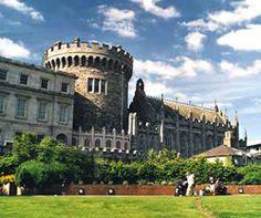 Il castello di Dublino   <3