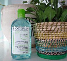 Envuelta en crema: Agua micelar Sébium de Bioderma