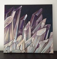 Crystals by Carin Vaughn