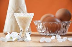Haitian Kremas combines rich milks, warm spices, a splash of lime, and optionally, rum. This is a refreshing, creamy and delicious no-egg nog.