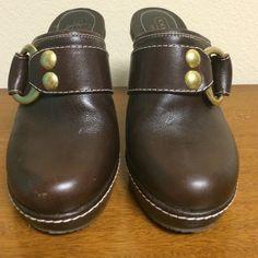 Coach Claude Antique Calf Chestnut Size: 6.5 Coach Claude Antique Calf, Color: Chestnut Size: 6.5, Leather, some scuffing Coach Shoes