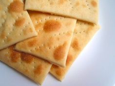"""The best unleavened bread I have found....it does not last long at our house! A new matza recipe is also at her link. Unfortunately Pinterest does not like this link, but if you copy and paste it deleting the space between tammysrecipes and the """"dot"""" it should work. http://www.tammysrecipes .com/egg_and_onion_matza"""