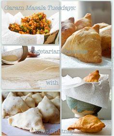 Garam Masala Tuesdays: Samosas Revisited - The Novice Housewife