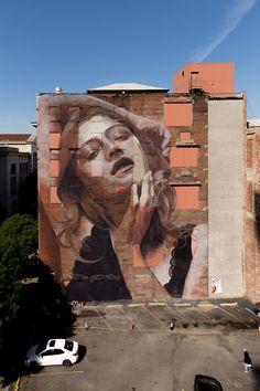 Arte de la calle por Rone