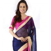 moiaa-ravishing-neptune-blue-jute-cotton-saree-with-designer-look-and-blouse
