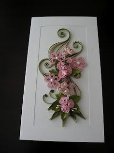 Paper Quilling on Pinterest | Quilling, Quilling Flowers and Quilling ...