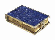 A silver gilt_lapis lazuli photo album St Petersburg 1867