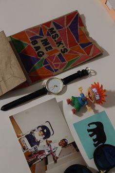 Practicum 1 - Me Bag | nerokrishna.com
