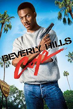 Beverly Hills Cop starring Eddie Murphy
