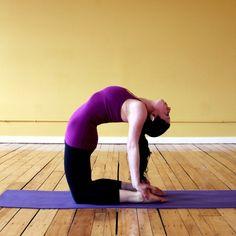 Yoga Poses For Spine Flexibility | POPSUGAR Fitness