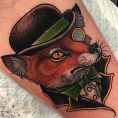 Fun Mr Fox by Crispy Lennox