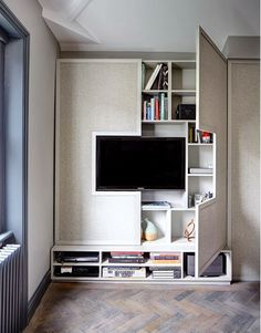 Simple Way To Hide Clutter.