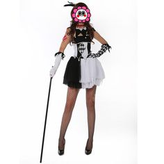 9db720459607 Click to Buy    2017 Adult Women Mardi Gras Jester Costume Party Wear.