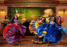 Romani Gypsy musical band and magazine Svenko Gypsy Trailer, Gypsy Caravan, Gypsy Life, Gypsy Soul, Gypsy Musical, Gypsy Culture, Gypsy Living, Gypsy Women, Belly Dancers