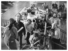 """BEHIND THE SCENES PHOTOS FROM """"THE SHINING"""""""