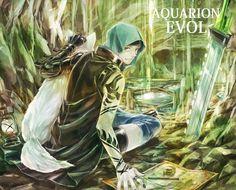 Aquarion evol Genesis Of Aquarion, Manga, Illustration, Anime, Pictures, Fictional Characters, Art, Photos, Art Background