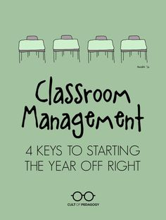 Classroom Management: 4 Keys to Starting the Year off Right - How to set up and implement a classroom behavior plan that really works, with advice from Smart Classroom Management's Michael Linsin.