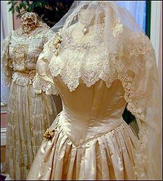 Vintage Wedding Wear!