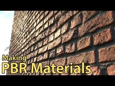 How to Make Photorealistic PBR Materials - Part 1 - YouTube