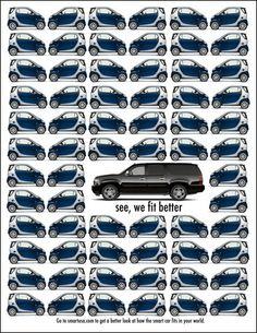 Smart Car ad