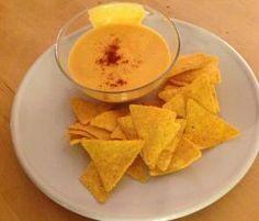 Cheese/Käse Dip für Nachos - wie im Kino