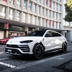 "GOODLIFE - (@FAROKH) op Instagram: ""Lamborghini Urus 👌 What do you think of this car? By @srs_swissrichstreets 