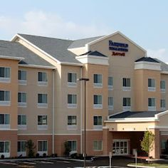 A great place to stay near campus, Fairfield Inn & Suites, one of our JMU Athletics partners.  Catch the JMU shuttle bus to the game!