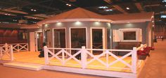 casas de madera en exposición www.casasdemaderaeconomicas.com